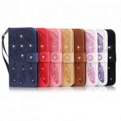 Új PU bőr védő tok iPhone 7 több szín 1 db