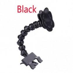 Fekete - Tablet Pet Selfie Stick rugalmas nyak kutya vegye Photo Cat Képzési Játék