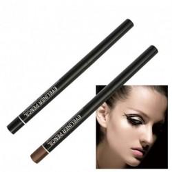 1db Fekete Barna szemceruza ceruza Vízálló szemöldök ceruza szépség Pen Kozmetika
