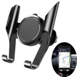 Műanyag univerzális kétoldalas kivezető klip autós telefon állvány telefon tartó csúszásmentes