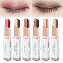1db Makeup dupla színátmenetes szemhéjárnyaló Matt Velvet  szemceruza 6 színben kapható