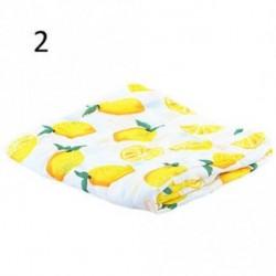 2 - Baba maszti aranyos muszlin takarót Baba Multi-felhasználású bambusz takaró csecsemő wrap
