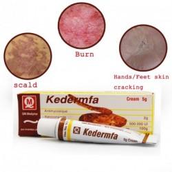 1db 5G Vietnami Kedermfa Pure Snake kenőcs égési Forrázás Skin Repedés Ekcéma Lábgombásodás