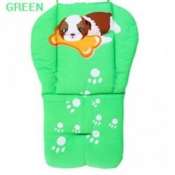 Zöld - Újszülött baba autósülés babakocsi párna pad Liner Mat fej Body Support párna