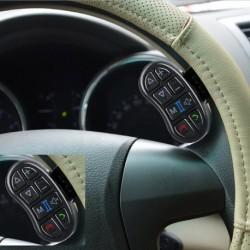 Autó kormány gomb Android DVD GPS navigáció lejátszó Bluetooth Phone8 hang gombok