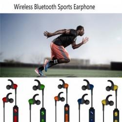 Univerzális vezeték nélküli Bluetooth intelligens Sztereo Sport fejhallgató fülhallgató mikrofonnal
