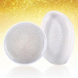 Silica Gel szilikon  Blender Kozmetikai Átlátszó  Smink Szerszám Arany por