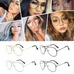 1x Női férfi szemüveg keret átlátszó lencse szemüveg UV védelem