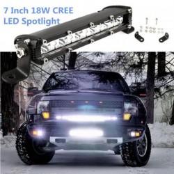 1x 7 '' 18W Cree LED 4WD Offroad Spot ködlámpa ATV SUV vezetőlámpa