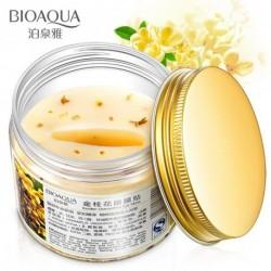 80 db BIOAQUA arany szemmaszk női Kollagén gél arcápoló