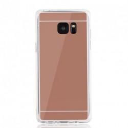 1x Luxus ultra vékony puha szilikon TPU tükör tok Samsung Galaxy NOTE 7 okostelefon