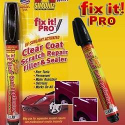 1 x Fix It Pro átlátszó karc eltávolító javító toll karceltávolító Simoniz