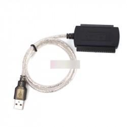 USB 2.0 - IDE SATA 2.5 3.5 Hard Drive konverter