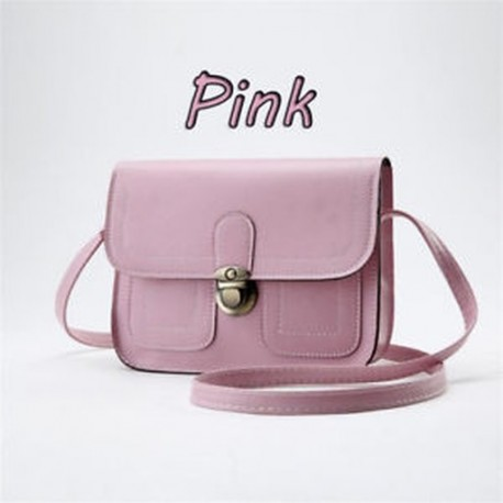 a88f2dba7823 Rózsaszín - Női bőr válltáska Messenger Bags Szatyrok táska CrossTest táska  táska