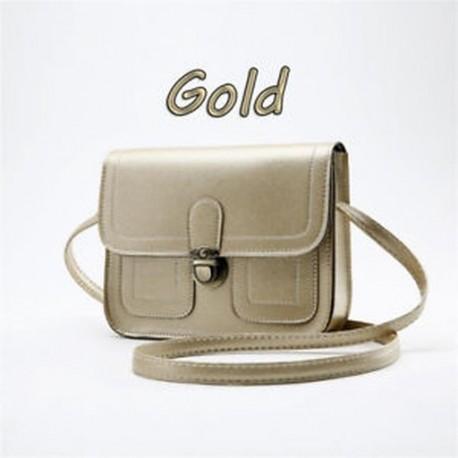 07d195c29b9c Arany - Női bőr válltáska Messenger Bags Szatyrok táska CrossTest táska  táska