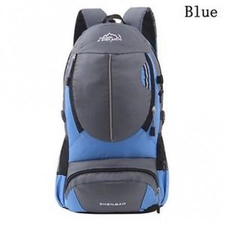 a9d154f13dd9 Kék - Diákok Táskák Hegymászás Sport hátizsák Kemping Hátizsák Túra táska