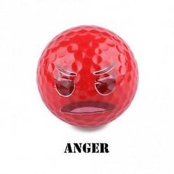 harag - Ajándékok Super Kawaii Vicces Sárga Képzés Emoji Golf Ball