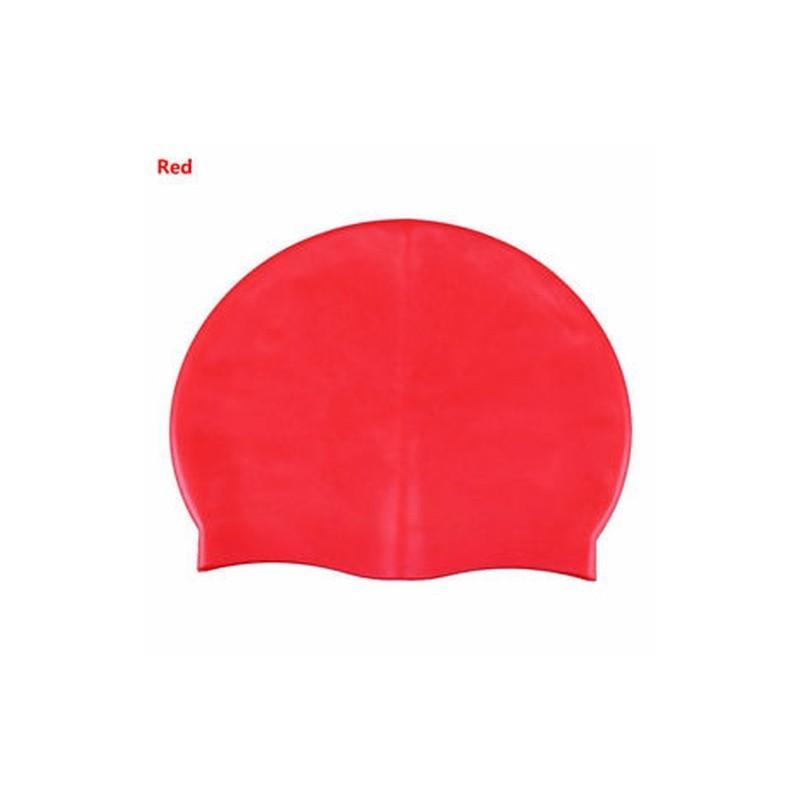 aa13bae1e873 ... Vízálló, rugalmas szilikon úszósapka fülvédő úszó sapka fedél xx
