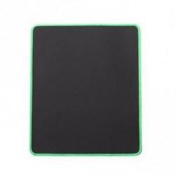 zöld - Desktop 300 * 250 * 2mm Gaming egérpad zárószegélytábla a Dota 2 CS Go számára