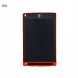 Piros - 8.5 &quot ` inch Digitális LCD író Rajz táblatábla Grafikus kártyák Notepad ff