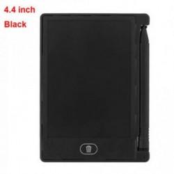 4.4 &quot fekete - 4,4 &quot / 8,5&quot  / 12 &quot LCD írás rajz Tablet Graphics Board Notepad Sketchpad Ajándék