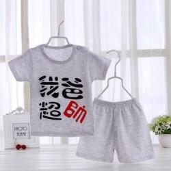 1x kisfiú Kislány Baba gyermek kisgyermek csecsemő nyári ruha