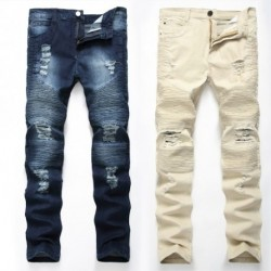 1x férfi divatos kényelmes nadrág hosszú nadrág
