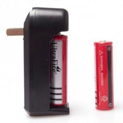 3.7V univerzális akkumulátor töltő 18650 16340 14500 Li-ion