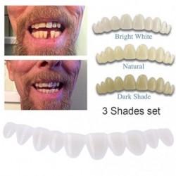 1db ideiglenes fog fogpótlás szájápolás választható szín
