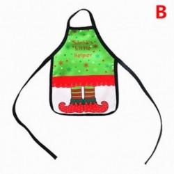B - Karácsonyi Borosüveg Apréttel Cover Wrap Dekorációk Santa Vacsora Party Decoration