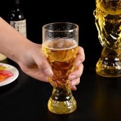 Kreatív Clear 300ml világbajnokságos üvegboros kupa a párt számára