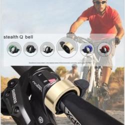 90db 22.2-23.8mm kerékpár kerékpározás Bell alumínium fogantyú riasztó kürt gyűrű