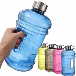 1x fitness edzés BPA hordozható ivóvíz palack kulacs