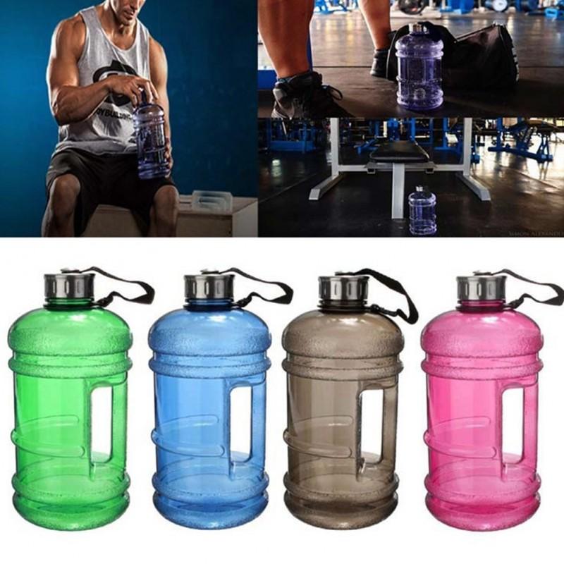 4c1891f5e7 1x fitness edzés BPA hordozható ivóvíz palack kulacs