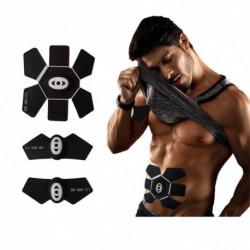1x Új USB nők férfi EMS hasi ABS illeszkedő izmokerősírtő edzés felszerelés