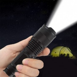 1x Kiváló minőségű lámpa Zseblámpa könnyű LED zseblámpa Zoom toll lámpa