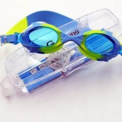 1x gyerek úszószemüveg uszoda strand úszás vizi sportok