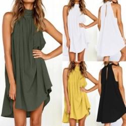 1x egyszerű női nyári lenge ruha