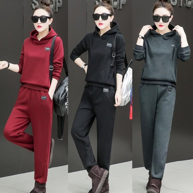 d8927cd104 1x női divatos 2 részes laza ruha nadrágruha szabadidő szett