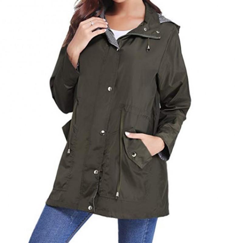 5b596669a6 1x meleg női tavaszi őszi téli kabát felső dzseki