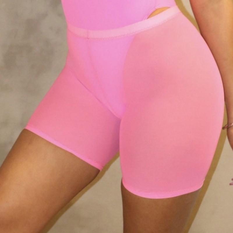 b2530663f604 1x Női divatos hálós strand övidnadrág női szexi alkalmi nadrág