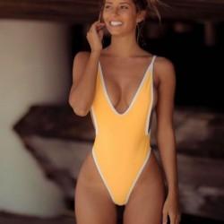 1x szexi női bugyi tanga alsó fehérnemű bikini fürdőruha