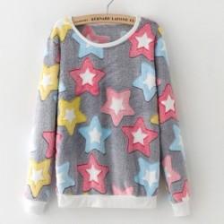 1db hosszú ujjú meleg pulcsi felsó pulóver póló blúz