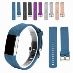 1db szilikon óra szíj óra tartozék kiegészítő Fitbit