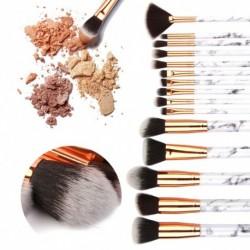 15db kozmetikai szemhéjárnyaló arcpirosító smink kefe ecset szett