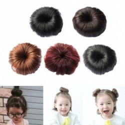 1db műhaj póthaj paróka copf frizura gumi hajgumi