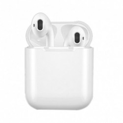 1x Vezeték nélküli mini Bluetooth vezeték nélküli fejhallgató fülhallgató Andorid Iphone