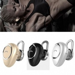 1x 4.1 Mini vezeték nélküli Bluetooth hordozható fejhallgató fülhallgató sztereó sport