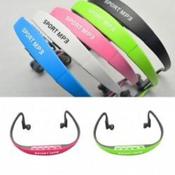 1x Bluetooth fülhallgató vezeték nélküli sport Bluetooth fejhallgató TF / SD kártya