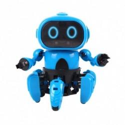 1x Intelligens indukciós RC robot DIY összeszerelt elektromos Gyerek játék